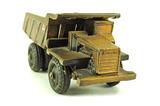 Euclid Dump Truck - Bronze Slush Mold