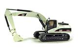 Caterpillar 325CL Excavator - White