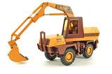 Case 1085B Cruz Air Wheeled Excavator