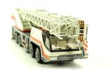 Zoomlion 4-Axle Mobile Crane