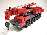 Liebherr 5-Axle Mobile Crane - Dornseiff