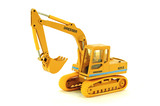 Dresser 625E Excavator