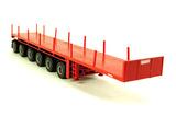6-Axle Flatbed Trailer