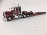 Peterbilt 379 Tandem w/Rackley Multi-Axle Lowboy