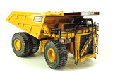 Caterpillar 797 Off Road Mining Truck - Brass