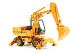 Case 988 Wheeled Excavator