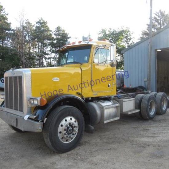"""""""1996 Peterbilt Truck/Tractor wet kit, A/C, 222"""""""" wheel base"""