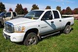 2006 Dodge Ram 2500 4x4 crew cab w/ 24V Cummins Turbo Diesel (needs work, h