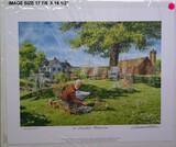 Charles L. Peterson Print - Unframed