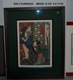 Utagawa Kunisada: Ykusha-e