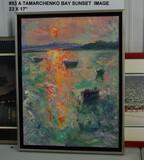 Andrey Tamarchenko: Bay Sunset