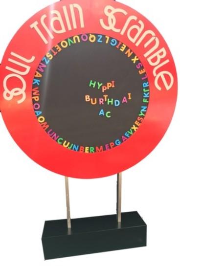 Soul Train Board From Al Cowling's 70th Birthday