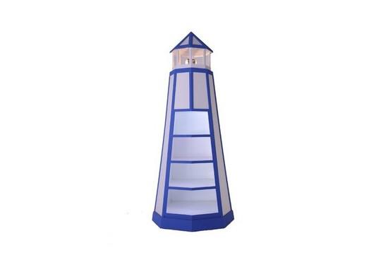 Adirondack Light House Décor Piece