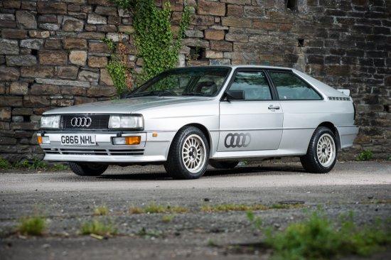 1990 Audi Rr Quattro Turbo 20v
