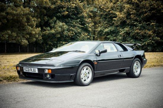 1992 Lotus Esprit Turbo SE