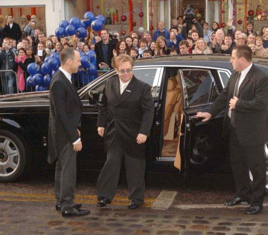2005 Rolls-Royce Phantom - Formerly the Property of Sir Elton John