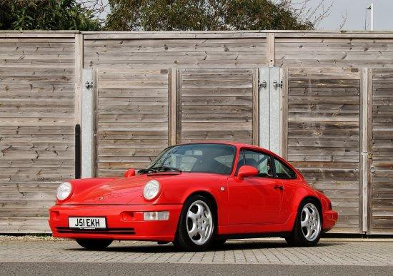 1992 Porsche 911 (964) Carrera RS Lightweight