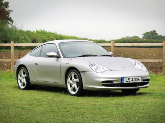 2003 Porsche 911 (996) Carrera 2 Tiptronic