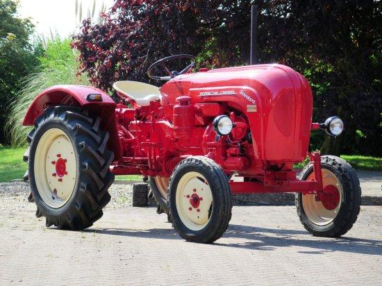 1962 Porsche 'Standard J' Tractor