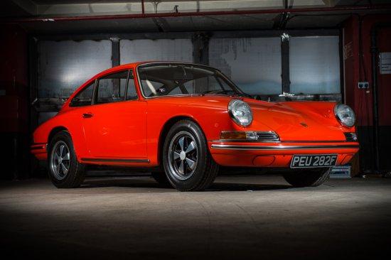 1968 Porsche 911 SWB