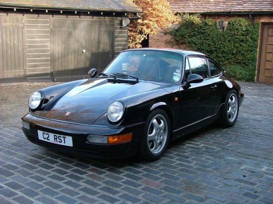 1992 Porsche 911 (964)  RS Touring