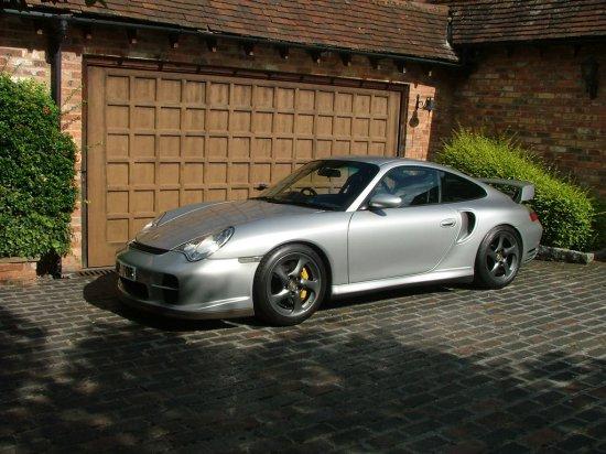 2002 Porsche 911(996) GT2 Clubsport