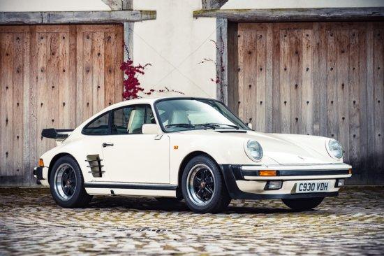 1985 Porsche 911(930) Turbo SE