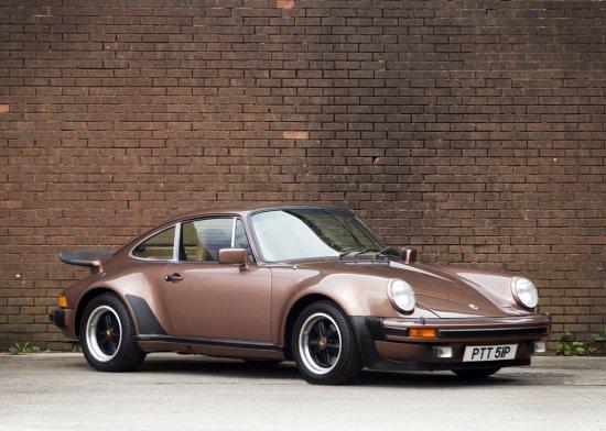 1976 Porsche 911 (930) Turbo 3.0