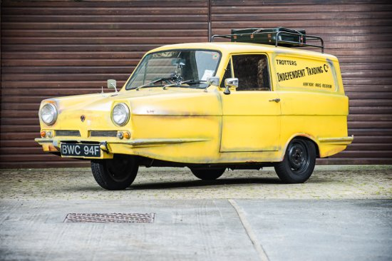 1968 Reliant Regal - Ex- 'Only Fools and Horses'