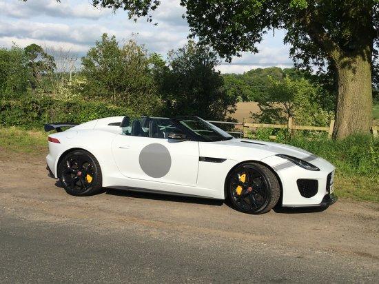 2016 Jaguar Project 7 F-Type