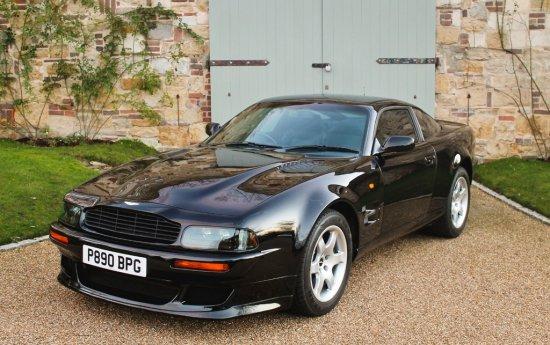 1997 Aston Martin V8 Vantage V550-Manual