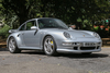 1998 Porsche 911 (993) Turbo (factory 'S' spec)