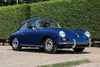 1963 Porsche 356 C Carrera 2 2000 GS Coupe