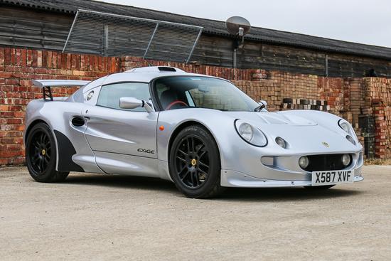 2001 Lotus Exige S1