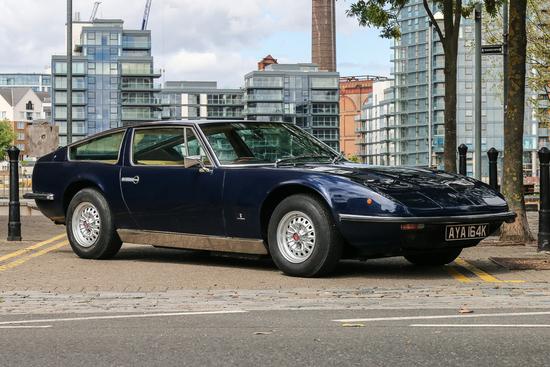 1971 Maserati Indy 4.7 America