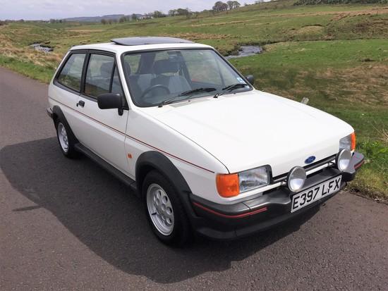 1987 Ford Fiesta XR2 - 19,000 miles