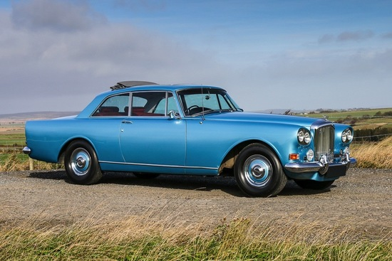1964 Bentley S3 Continental by Mulliner Park Ward 'Chinese Eye'