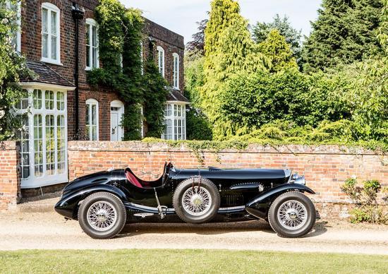 1934 3.5-litre Derby Bentley 'Bologna'