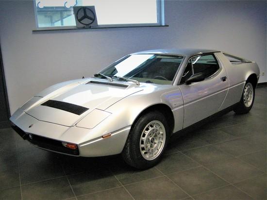 1979 Maserati Merak 2000GT