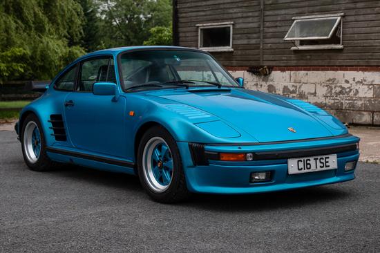 1986 Porsche 911 (930) Turbo SE 'Flat Nose'