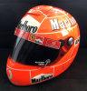 Michael Schumacher 2004 replica helmet.