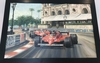 Gilles Villeneuve through Casino Square.