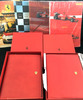 Collection of Ferrari Yearbooks and 'Clienti' diaries