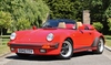 1989 Porsche 911 3.2 Speedster 'Turbo Body'