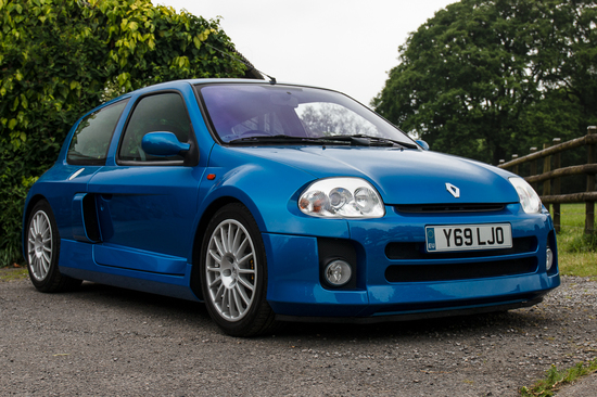 2001 Renault Clio Sport V6 Sport Tom Walkinshaw Edition