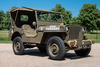 1942 Ford Jeep GPW