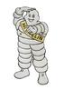 Michelin Man cast iron Figure'