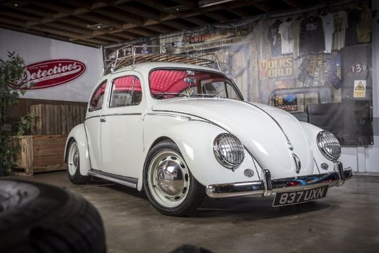 """*Charity Lot* 1958 Volkswagen Beetle """"For the Love of Cars"""""""