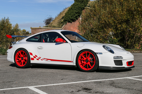 2010 Porsche 911 (997) GT3 RS