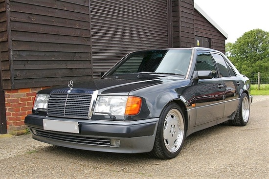 1994 Mercedes-Benz (W124) E500
